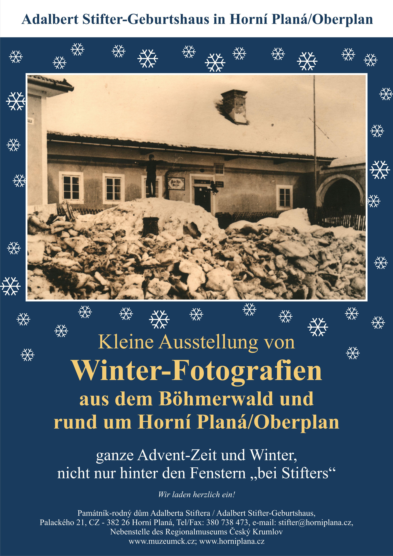 Ausstellung Winterbilder